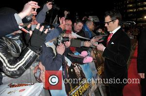 Johnny Knoxville - 'The Last Stand' UK film premiere London United Kingdom Tuesday 22nd January 2013