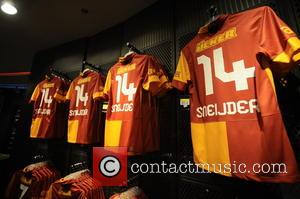 Atmosphere and Sneijder Football Shirt