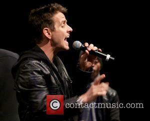 Joey McIntyre and New Kids on the Block -