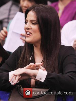 Khloe Kardashian - Celebrities watch Los Angeles Clippers vs. Oklahoma...