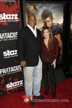 Tommy 'Tiny' Lister - Premiere of 'Spartacus: War of the Damned' Los Angeles California USA Tuesday 22nd January 2013
