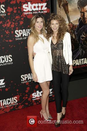 Viva Bianca and Annalynne Mccord