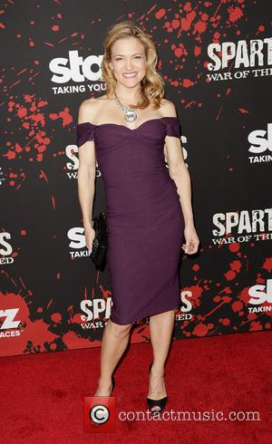 Victoria Pratt - Spartacus Premiere Los Angeles California USA Tuesday 22nd January 2013
