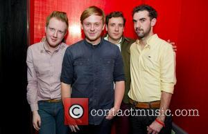 Alex Trimble, Ben Thompson, Sam Halliday, Kevin Baird and Two Door Cinema Club