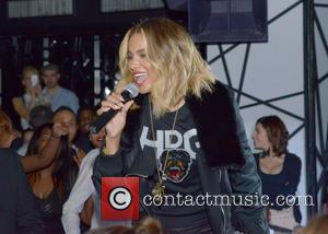 Ciara - US R&B Superstar Ciara's Album Launch at...