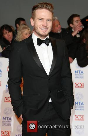 Matthew Wolfenden - National Television Awards 2013 held at the O2 arena - Arrivals - London, United Kingdom - Wednesday...
