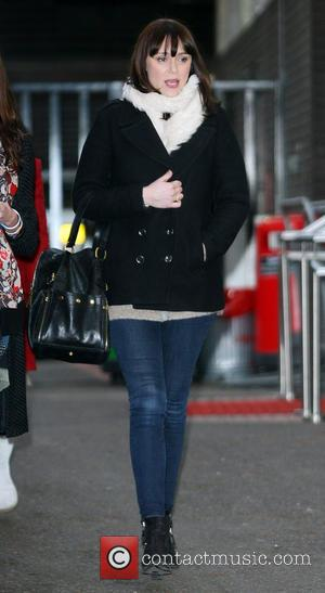 Keeley Hawes - Celebs at ITV London United Kingdom Wednesday 23rd January 2013