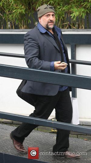Omid Djalili - Celebrities at the ITV studios London United Kingdom Wednesday 23rd January 2013