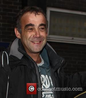Michael Le Vell - Celebrities arrive at Euston Station London United Kingdom Wednesday 23rd January 2013