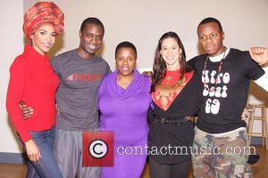 Michelle Williams, Adesola Osakalumi, Melanie Marshall, Maija Garci and Duain Richmond