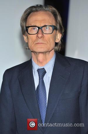 Bill Nighy - 'IF - Enough food for everyone'  Twitter charity campaign launch London United Kingdom Wednesday 23rd January...