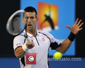 Novak Djokovic - Australian Open Tennis 2013 Melbourne Australia  Wednesday 23rd January 2013