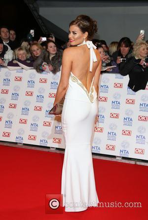 Jessica Wright - National Television Awards London United Kingdom Wednesday 23rd January 2013