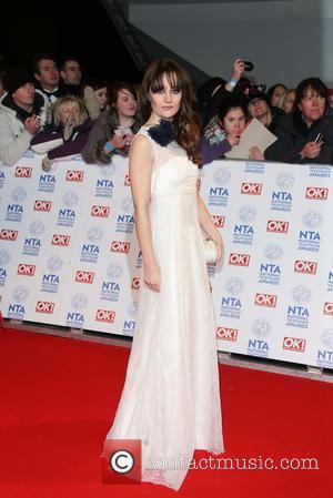 Paula Lane - National Television Awards - Arrivals London United Kingdom Wednesday 23rd January 2013
