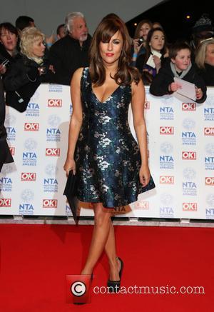 Caroline Flack - National Television Awards 2013 London United Kingdom Wednesday 23rd January 2013