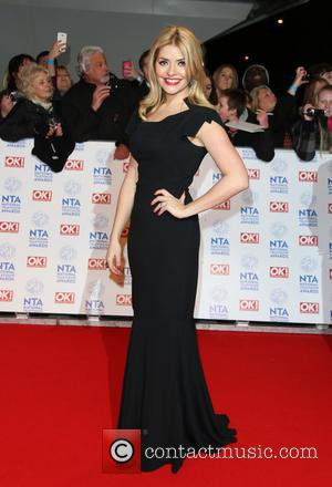 Holly Willoughby - National Television Awards 2013 London United Kingdom Wednesday 23rd January 2013