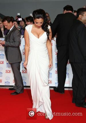 Tulisa Contostavlos - National Television Awards 2013 London United Kingdom Wednesday 23rd January 2013