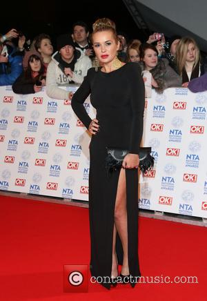 Kierston Wareing - National Television Awards 2013 London United Kingdom Wednesday 23rd January 2013