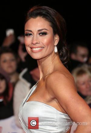 Melanie Sykes - National Television Awards 2013 London United Kingdom Wednesday 23rd January 2013