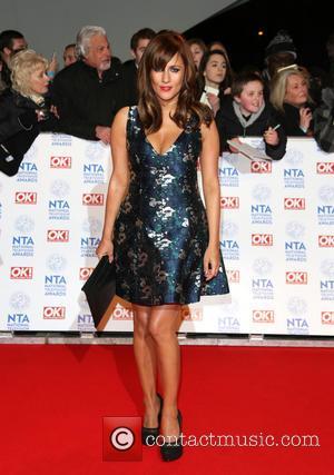 Caroline Flack - The National Television Awards London United Kingdom Wednesday 23rd January 2013