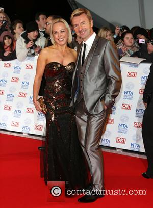 Jayne Torvill and Christopher Dean - The National Television Awards London United Kingdom Wednesday 23rd January 2013