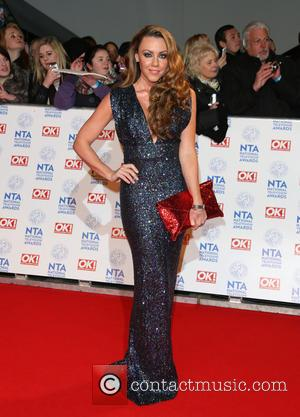 Michelle Heaton - The National Television Awards London United Kingdom Wednesday 23rd January 2013