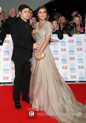 Tony Discipline and Jacqueline Jossa - The National Television Awards London United Kingdom Wednesday 23rd January 2013