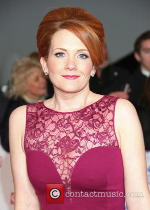 Jenny McAlpine - National Television Awards - Arrivals London United Kingdom Wednesday 23rd January 2013