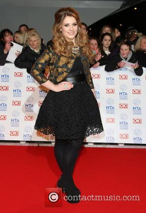 Ella Henderson - National Television Awards- Arrivals London United Kingdom Wednesday 23rd January 2013