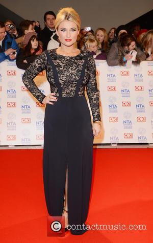 Billie Faiers - National Television Awards 2013 London United Kingdom Wednesday 23rd January 2013