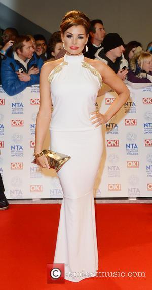 Jessica Wright - National Television Awards 2013 London United Kingdom Wednesday 23rd January 2013