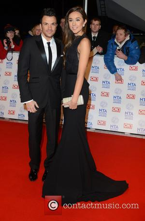 Peter Andre - National Television Awards 2013 London United Kingdom Wednesday 23rd January 2013