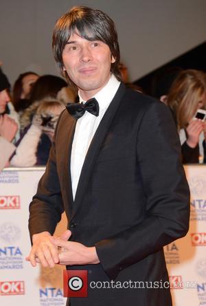 Brian Cox - National Television Awards 2013 London United Kingdom Wednesday 23rd January 2013