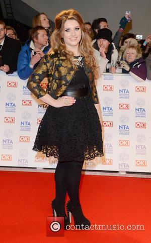 Ella Henderson - National Television Awards 2013 London United Kingdom Wednesday 23rd January 2013