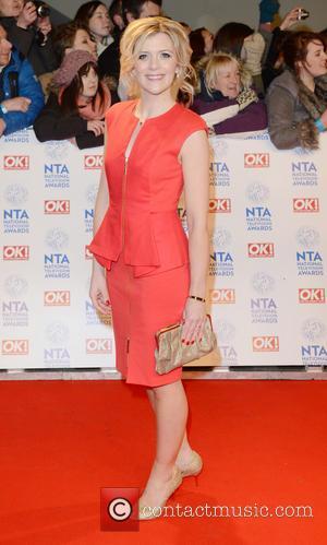 Jane Danson - National Television Awards 2013 London United Kingdom Wednesday 23rd January 2013