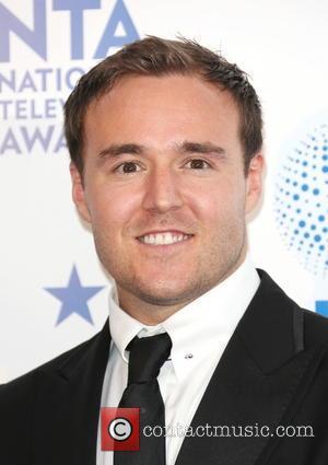 Alan Halsall - National Television Awards - Press Room London United Kingdom Wednesday 23rd January 2013
