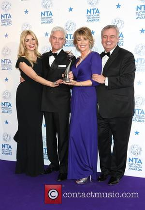 Holly Willoughby, And Phillip Schofield, Ruth Langsford and Eamonn Holmes
