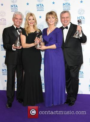 Holly Willoughby, Phillip Schofield, Ruth Langsford and Eamonn Holmes