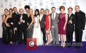 Michelle Collins, William Roache Mbe, Jenni Mcalpine, Alan Halsall, Andy Whyment, Natalie Gumede and Coronation Street