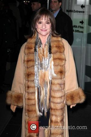 Patti LuPone - New York Premiere of 'Parker' New York City  New York  United States Wednesday 23rd January...