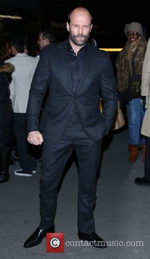 Jason Statham - New York Premiere of 'Parker' New York NY United States Wednesday 23rd January 2013