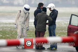 Damian Lewis and The Stig