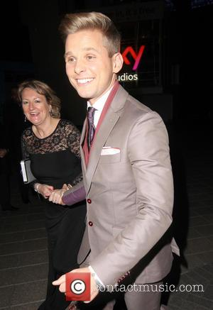 Jeff Brazier - The 2013 National Television Awards London England Wednesday 23rd January 2013