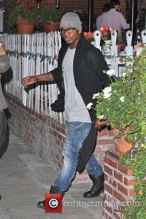 Ne-Yo - Ne-Yo at The Ivy Los Angeles California USA Wednesday 23rd January 2013