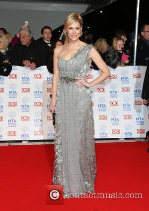 The National Television Awards (NTA's) 2013 held at the O2 arena - Arrivals London United Kingdom Wednesday 23rd January 2013