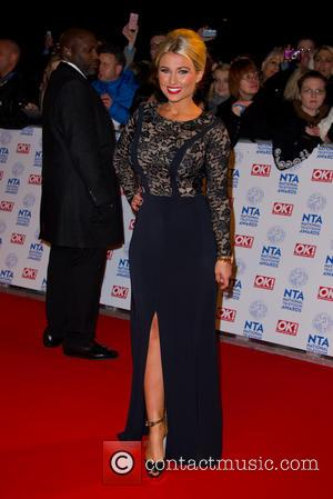 Billie Faiers - The National Television Awards (NTA's) London United Kingdom Wednesday 23rd January 2013