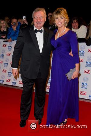 Eamonn Holmes and Ruth Langsford - The National Television Awards (NTA's) London United Kingdom Wednesday 23rd January 2013