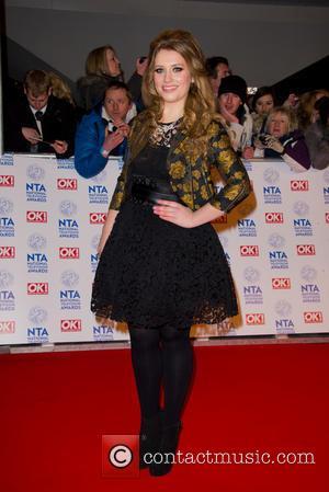 Ella Henderson - The National Television Awards (NTA's) London United Kingdom Wednesday 23rd January 2013