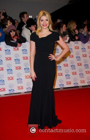 Holly Willoughby - The National Television Awards (NTA's) London United Kingdom Wednesday 23rd January 2013