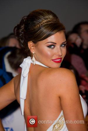 Jessica Wright - The National Television Awards (NTA's) London United Kingdom Wednesday 23rd January 2013